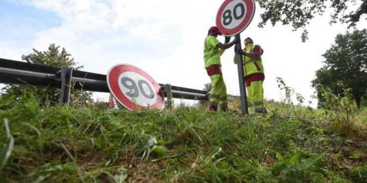 Limitation à 80 km/h : l'effet sur la mortalité routière reste encore à prouver