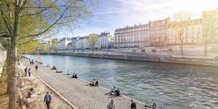 On pourra se baigner dans la Seine en 2025. Mais à quel prix !