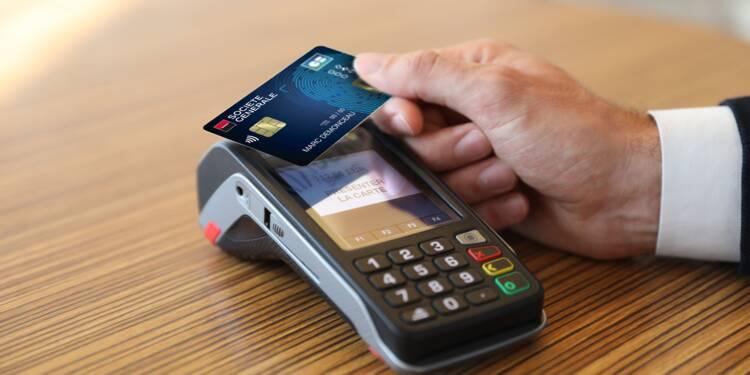 La Carte Bancaire A Reconnaissance Digitale Debarque Chez La Societe