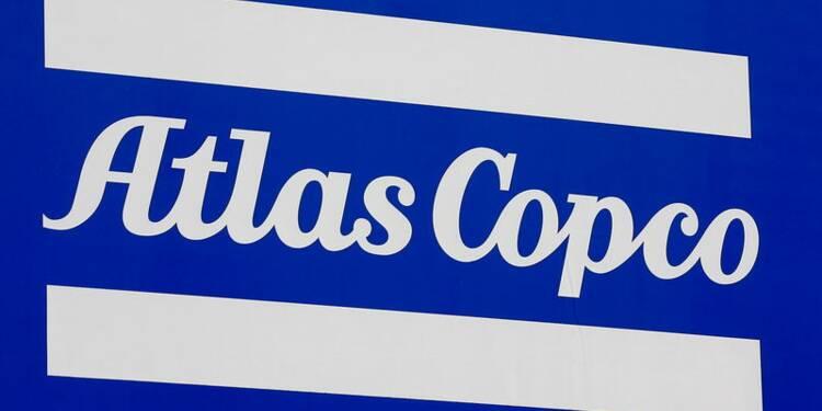 Les résultats d'Atlas Copco jettent un froid sur l'industrie