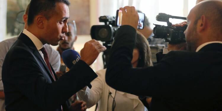 Italie: L'objectif de déficit de 2019 pas abaissé, déclare Di Maio