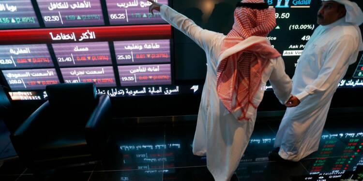 Les étrangers vendent 1,1 milliard de dollars d'actions saoudiennes en 1 semaine