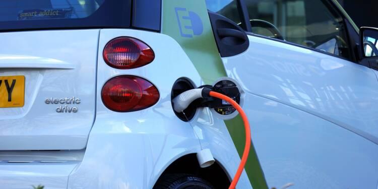 voitures électriques : un mois de novembre record pour les ventes