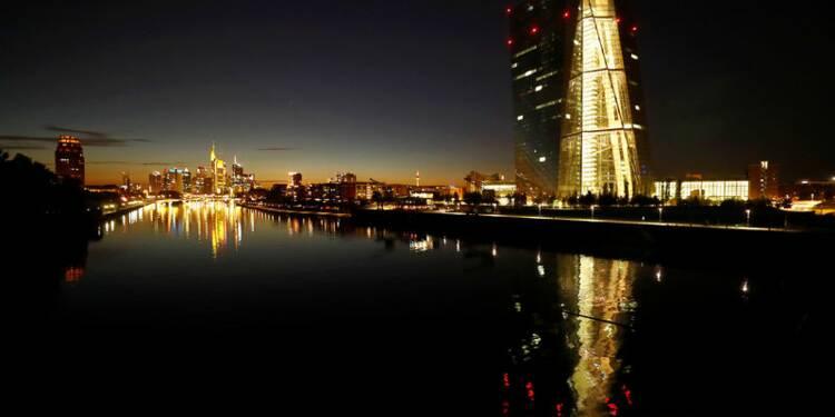 Les banques redoutent un financement plus ardu avec la fin du QE, selon la BCE