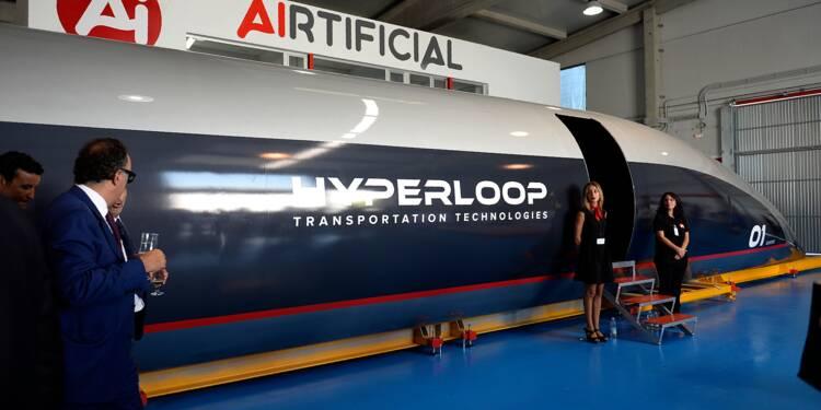 Etats-Unis : l'Hyperloop d'Elon Musk, c'est pour décembre !