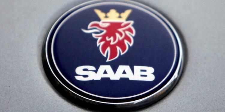 Saab lance une augmentation de capital, le titre s'effondre