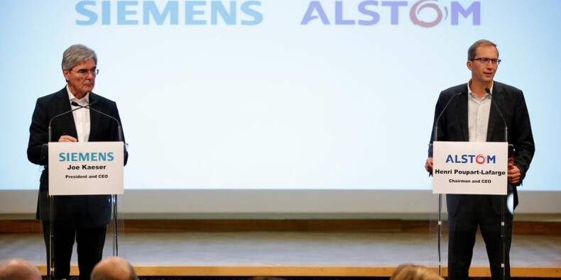 L'UE va mettre en garde Alstom et Siemens sur leur alliance