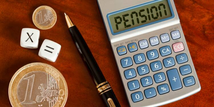 Calcul de la pension de retraite