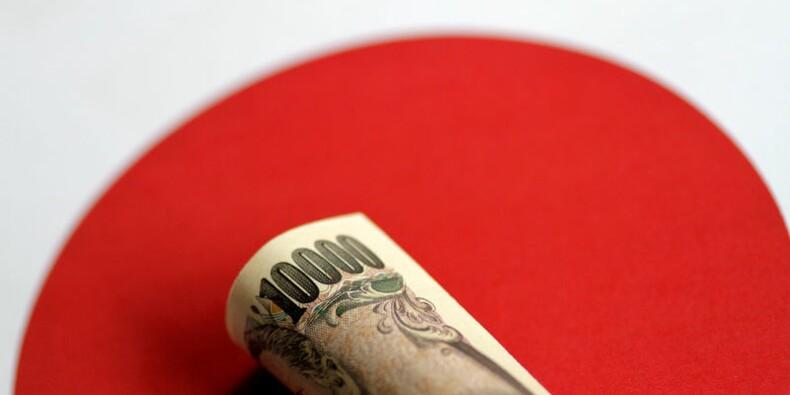 Yen et franc suisse profiteraient d'une tempête boursière