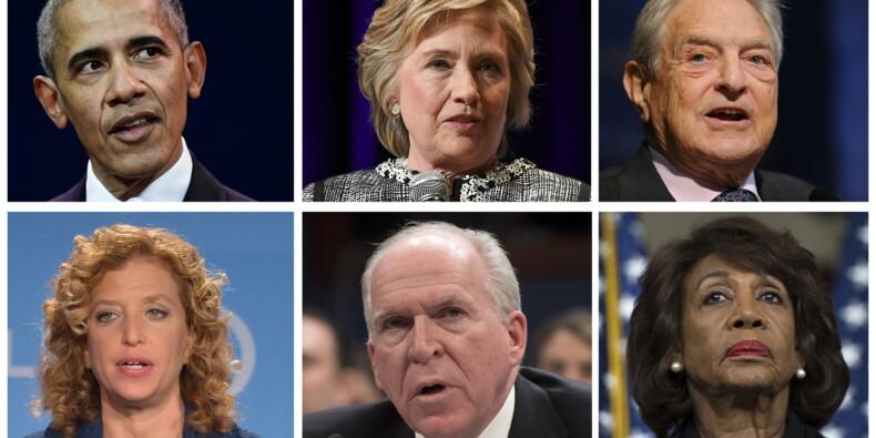 Des colis explosifs visent des figures anti-Trump en pleine campagne électorale