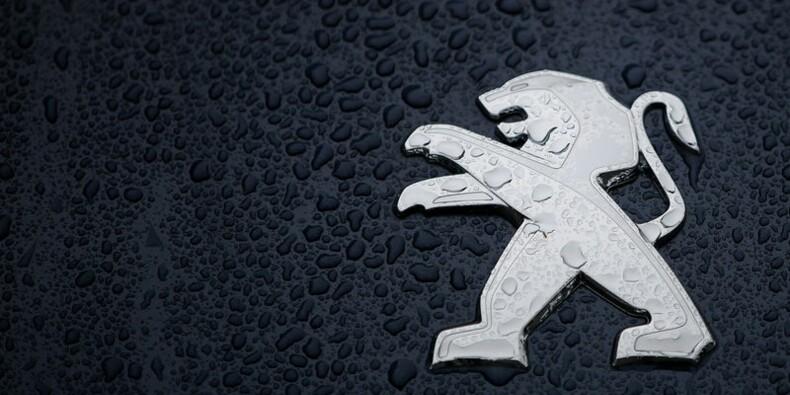Le  Peugeot 3008, crossover vedette de PSA, qui tire les ventes vers le haut