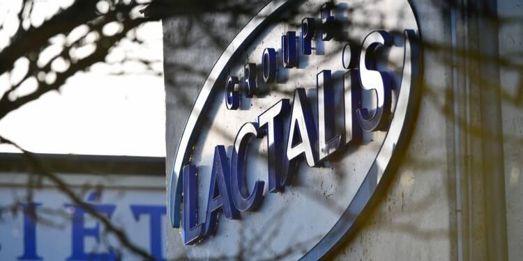 Lactalis : du lait potentiellement contaminé aurait échappé au retrait
