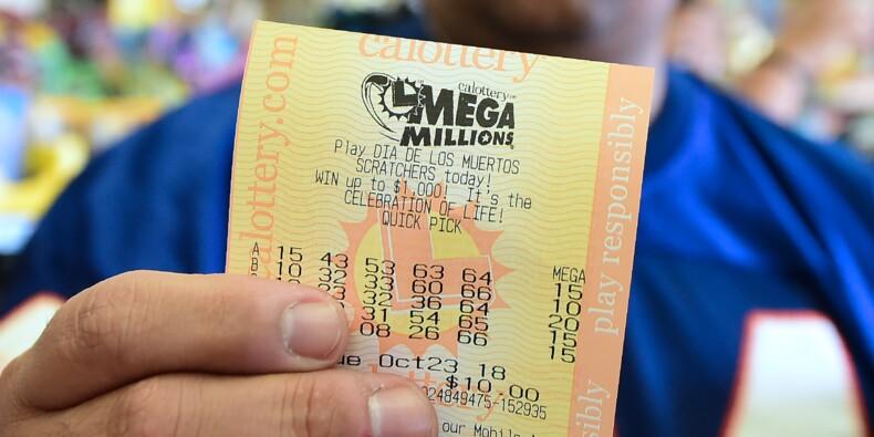 USA: record mondial pour un seul ticket gagnant de loterie à 1,5 milliard de dollars