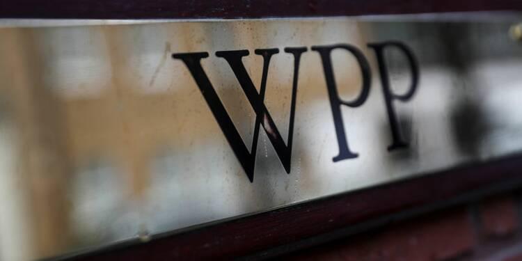 WPP réduit ses prévisions annuelles, le titre plonge