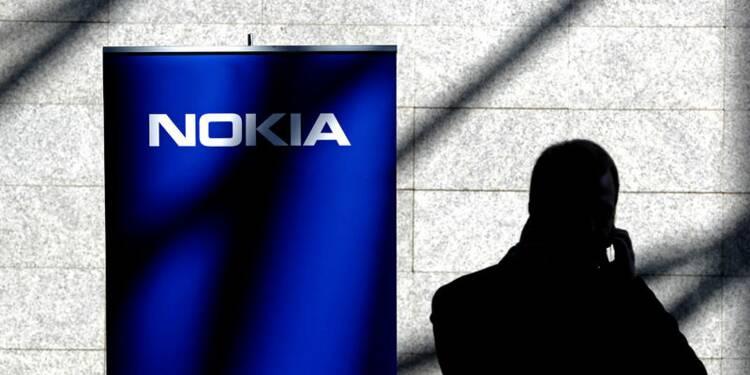 Nokia mise sur la 5G et veut réduire encore ses coûts