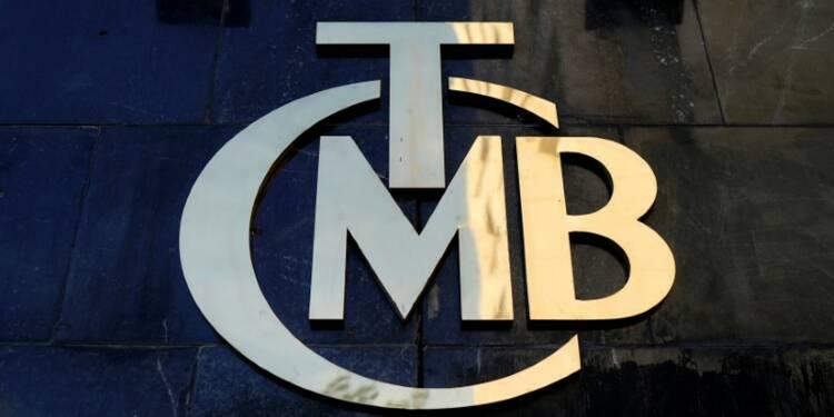 Turquie: La banque centrale ne modifie pas sa politique monétaire