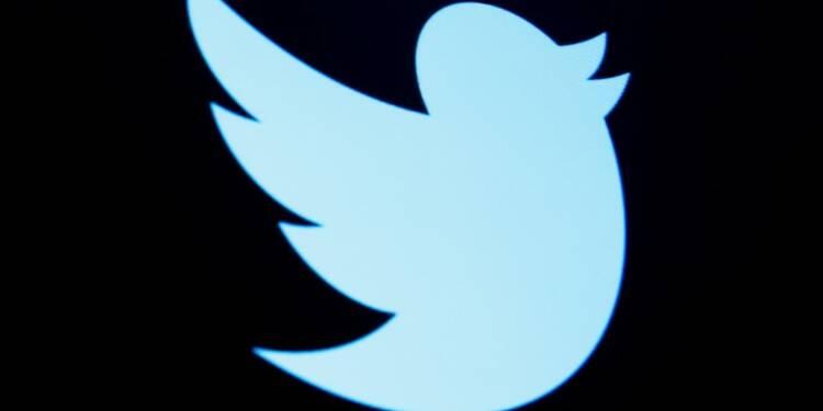 RPT-Twitter dépasse les attentes avec la publicité, le titre bondit