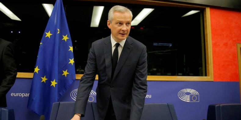 La majorité des membres de la zone euro pour un budget commun, déclare Le Maire