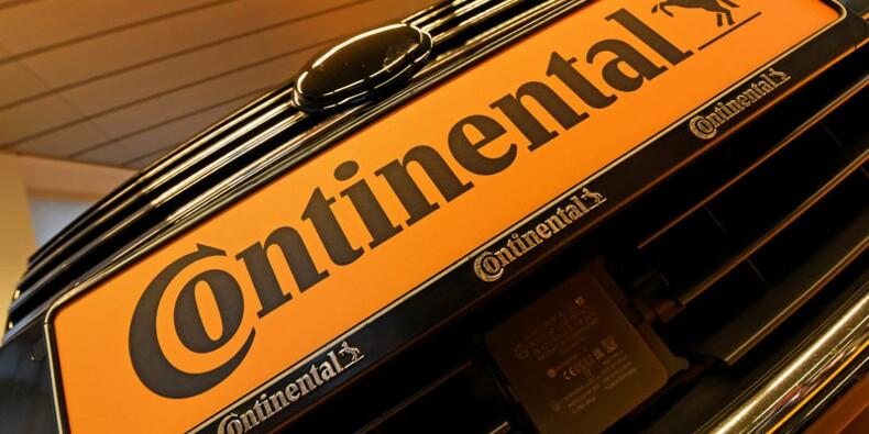Continental sollicite les banques pour l'IPO des transmissions