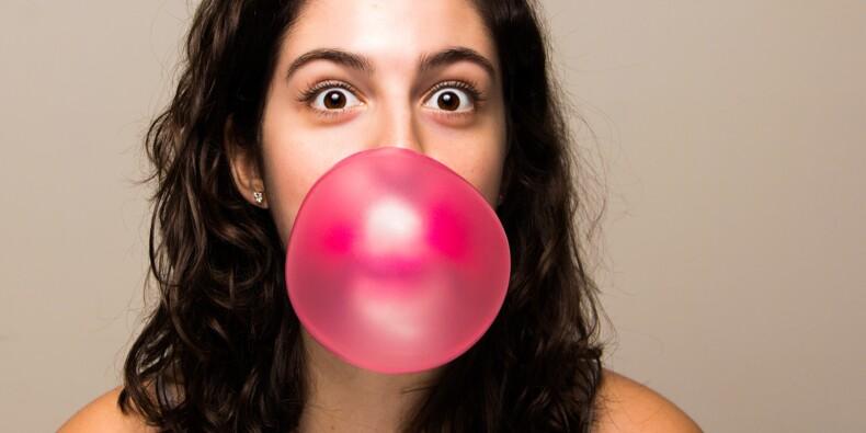 """Innovation : bientôt un """"chewing-gum électrique"""" avec du goût à l'infini ?"""