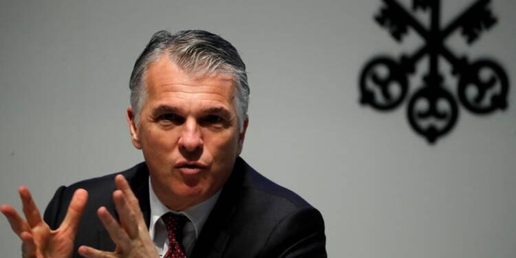 Le patron d'UBS a racheté pour 11,5 millions d'euros d'actions de la banque