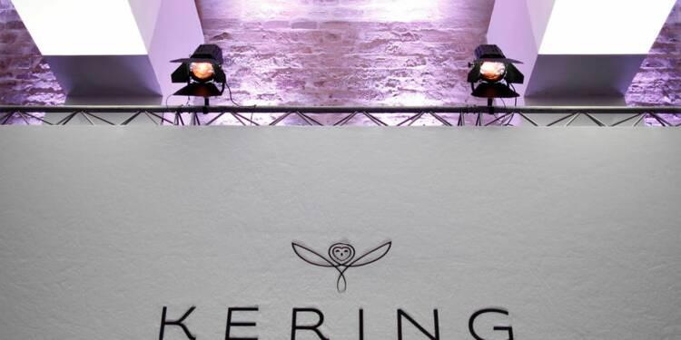 Kering va racheter jusqu'à 1% de ses actions sur 12 mois