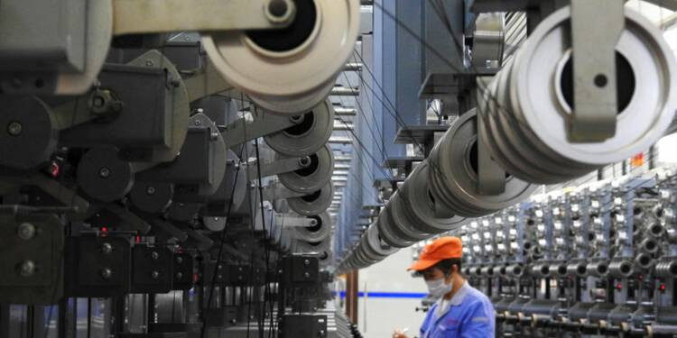 Chine: Ralentissement de la croissance des profits dans l'industrie