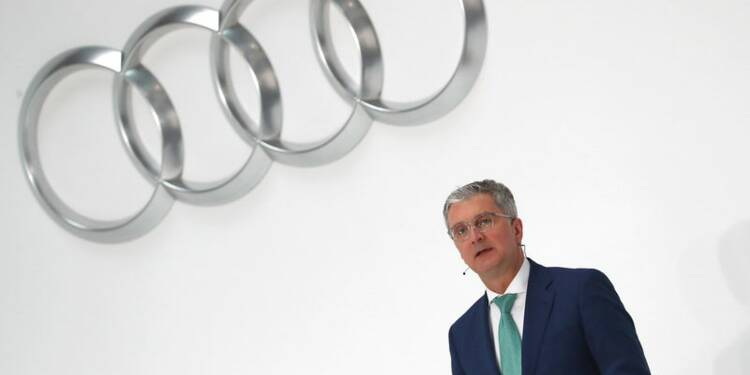 L'ancien patron d'Audi libéré
