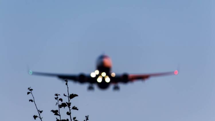 Une collision évitée de justesse entre deux avions Ryanair