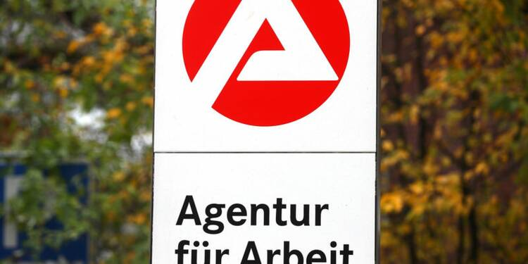 Allemagne: Baisse du chômage en octobre, taux stable à 5,1%