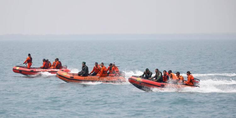 Indonésie: L'épave de l'avion Lion Air aurait été détectée