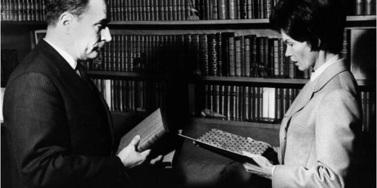 Les livres de François Mitterrand vendus pour 1,5 million d'euros