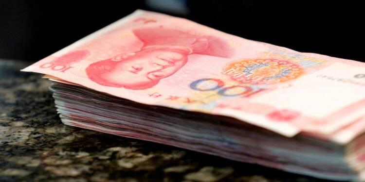 Le yuan en route pour un septième mois de baisse