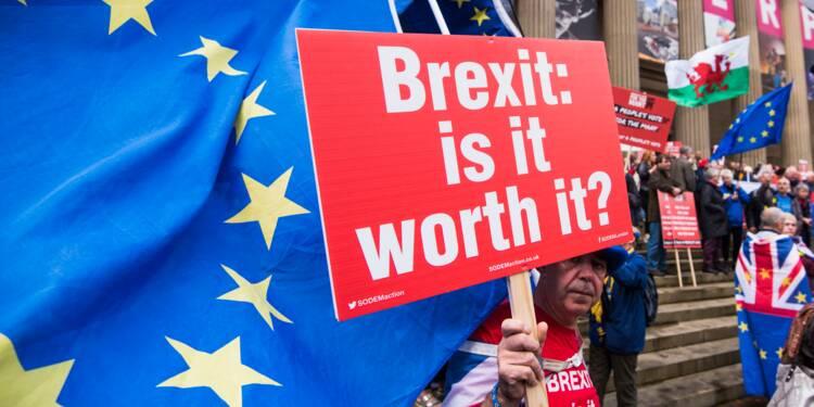"""La catastrophe économique que connaîtrait le Royaume-Uni en cas de """"hard Brexit"""""""