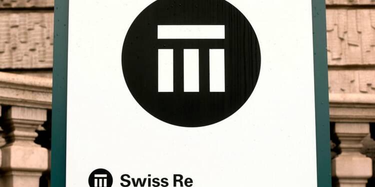 Swiss Re bénéficiaire sur 9 mois malgré les catastrophes