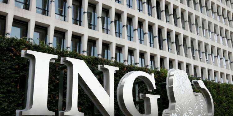 ING dépasse les attentes malgré l'amende liée à du blanchiment