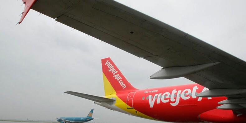 Vietjet va finaliser une commande de 6,5 milliards de dollars à Airbus, selon des sources