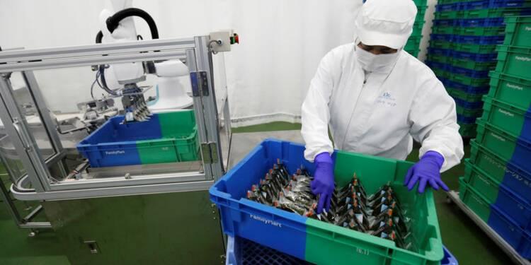 Japon: Croissance manufacturière en hausse en octobre