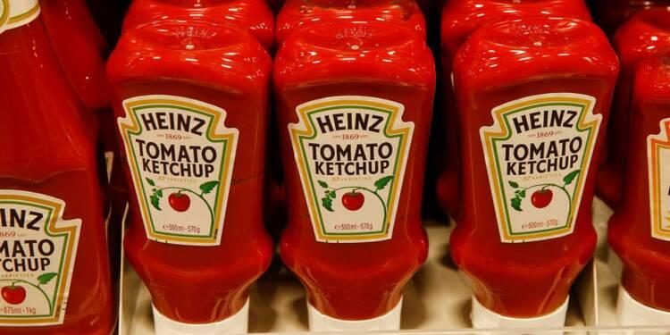 Kraft Heinz manque le consensus au 3e trimestre, le titre chute