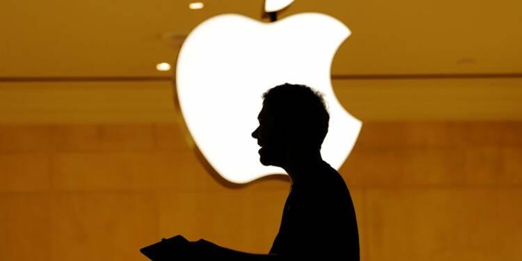 Apple déçoit avec ses prévisions, le titre chute