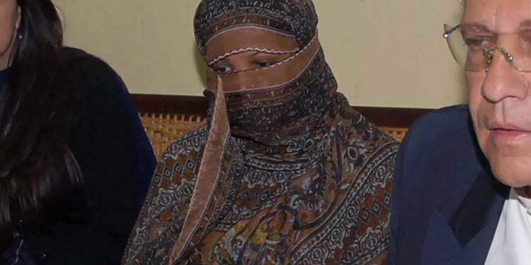 Pakistan: le sort d'Asia Bibi reste incertain malgré son acquittement