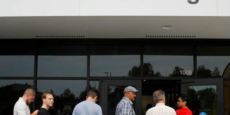 USA: Rebond des créations d'emplois en octobre, les salaires grimpent