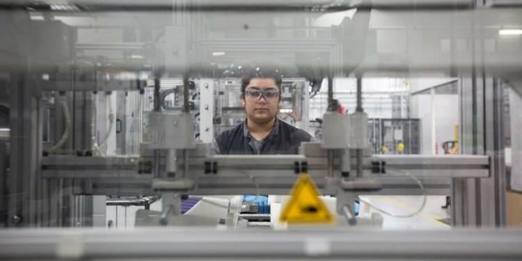 USA: Hausse plus forte que prévu des commandes à l'industrie