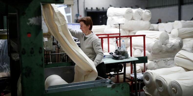 France: La croissance du secteur manufacturier ralentit encore