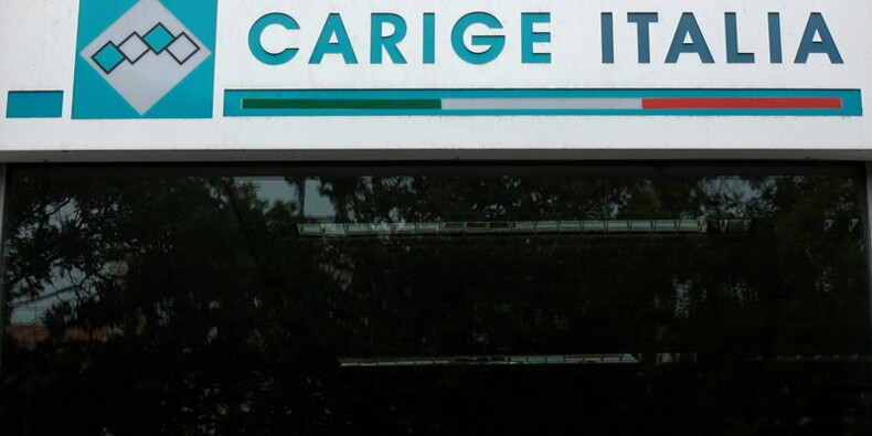 """La banque italienne Carige jugée """"fragile"""" par la BCE, selon le quotidien Il Sole 24 Ore"""