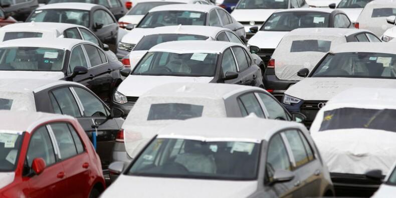 Grande Bretagne: Le repli du marché automobile s'est atténué en octobre