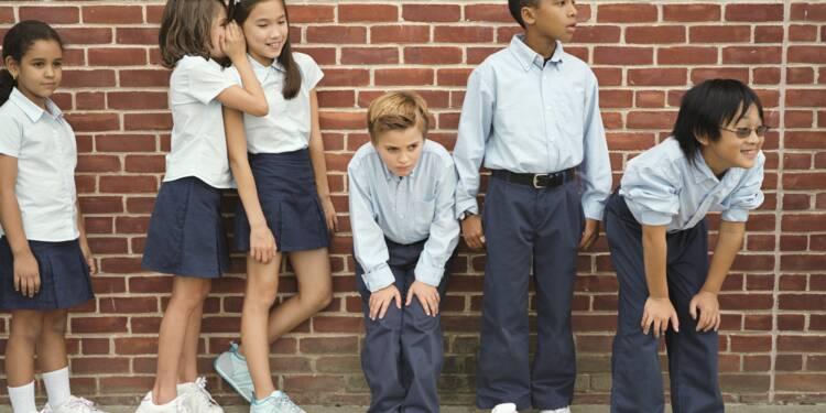 L'uniforme à l'école doit-il être obligatoire ?