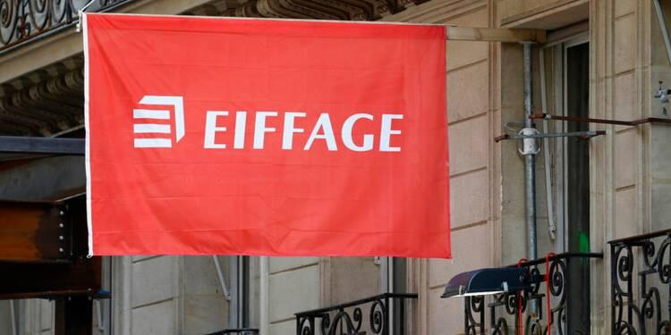 Eiffage: CA trimestriel +13,2% avec le Grand Paris, objectifs confirmés