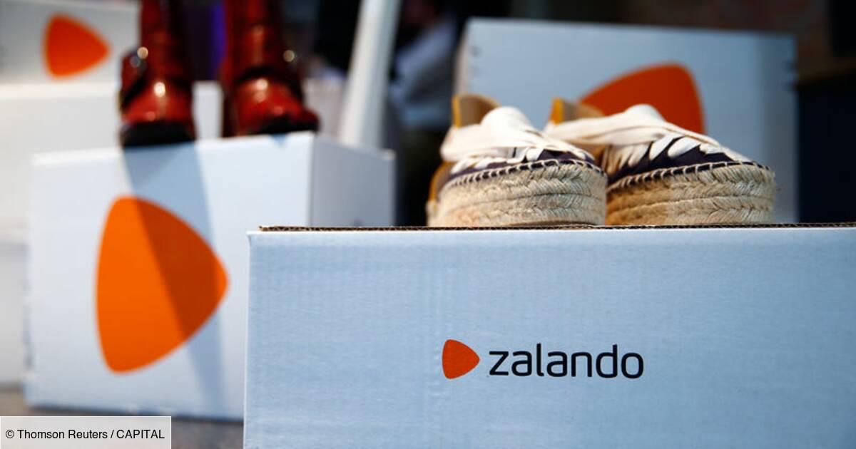 Zalando: Perte et croissance ralentie au 3e trimestre, le