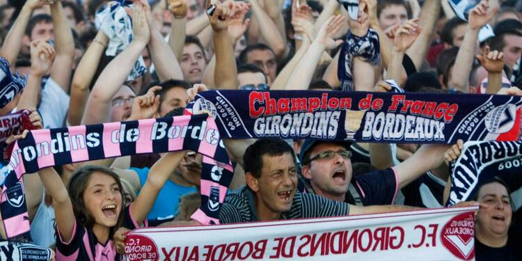 M6 cède le club de football des Girondins de Bordeaux